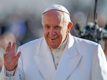 El Papa Francisco cumple 5 años de Pontificado