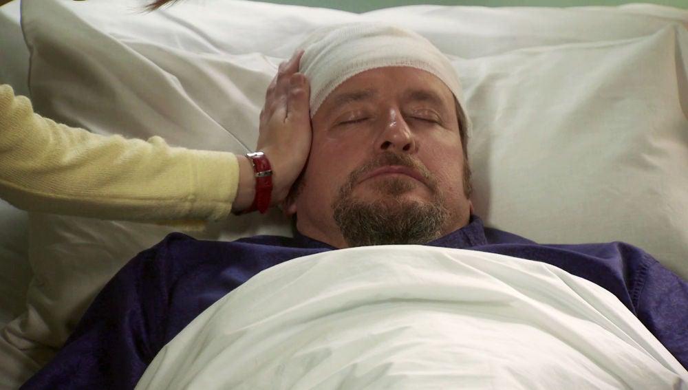 Así son las graves secuelas de Ernesto Ortega tras despertar del coma