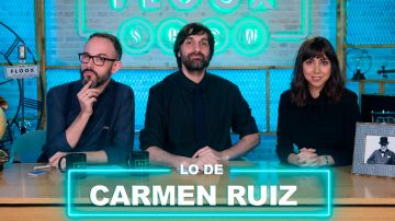 Carmen Ruiz: 'Cuando haces tele puedes ahorrar y cuando haces teatro puedes vivir'