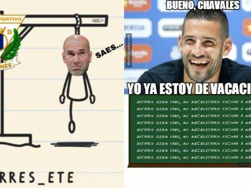 Los mejores 'memes' de la eliminación del Real Madrid
