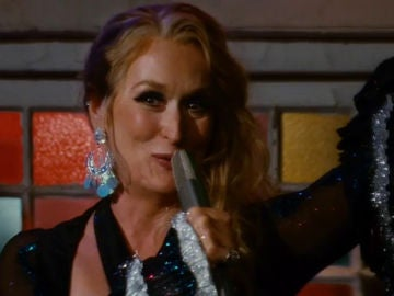 Meryl Streep en 'Mamma Mia! Una y otra vez'