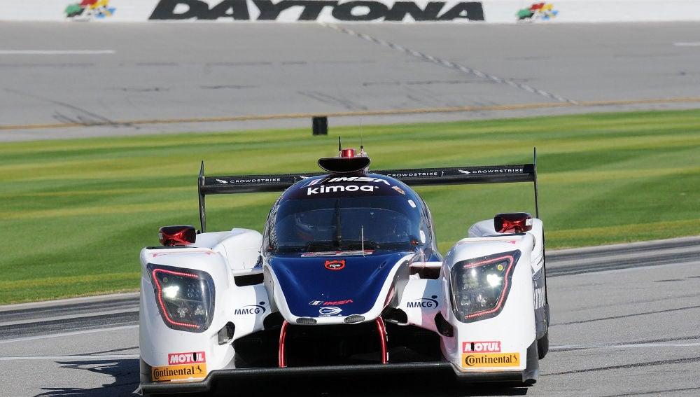 Fernando Alonso en Daytona