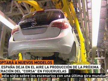 Opel España paraliza las inversiones en nuevos modelos