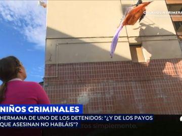 """La acusación de la hermana de uno de los menores de Bilbao: """"Solo se señalan a los gitanos"""""""