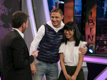 Yibing cuenta en 'El Hormiguero 3.0' el gesto que peor sienta a los chinos