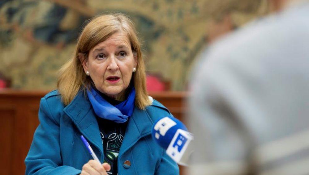 La nueva jueza española en el Tribunal Europeo de Derechos Humanos (TEDH) de Estrasburgo, María Elósegui