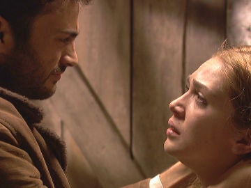 Julieta y Saúl, culpables de un crimen en secreto