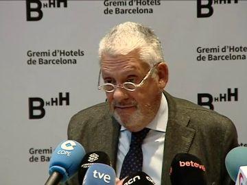 """Los hoteleros de Barcelona califican el último trimestre de """"fatídico"""""""