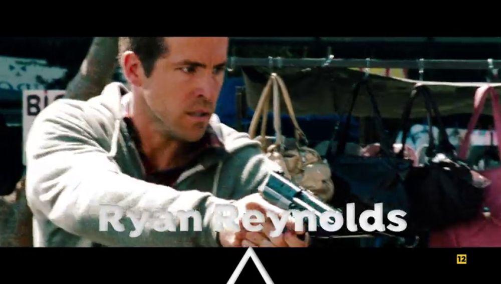 Ryan Reynolds protagoniza 'El Invitado' en Antena 3