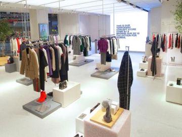 Nueva tienda de Inditex en Londres
