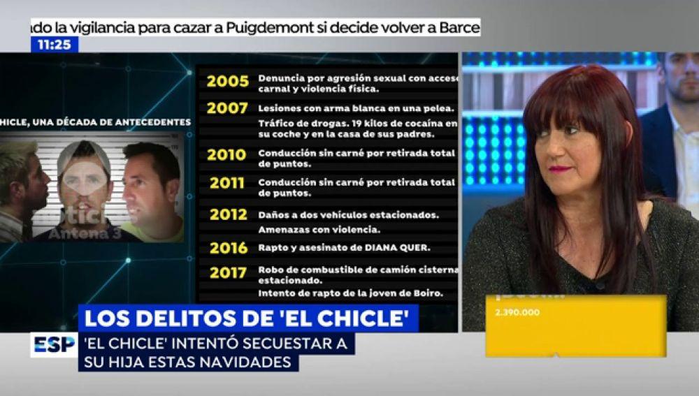 """La madre de la chica de Boiro pide """"la máxima pena"""" para 'El Chicle'"""