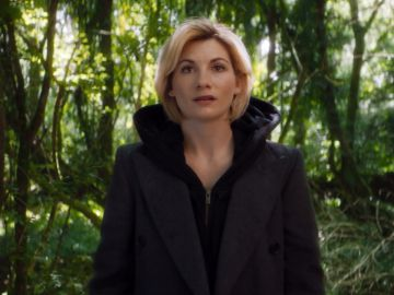 Jodie Whittaker en 'Doctor Who'