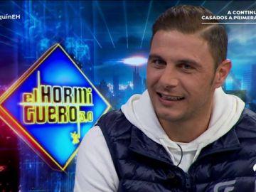Joaquín confiesa en 'El Hormiguero 3.0' cómo celebró fuera del campo los cinco goles del Betis al Sevilla