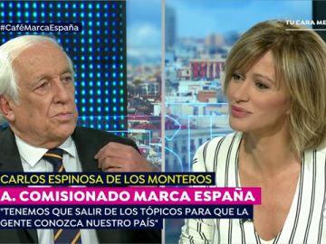 """Alto Comisionado de la Marca España: """"La crisis catalana ha servido para salga un sentimiento adormecido de orgullo de pertenencia a España"""""""