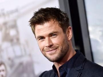 Chris Hemsworth en la premiere de '12 valientes'