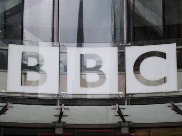 Logo de la cadena británica BBC