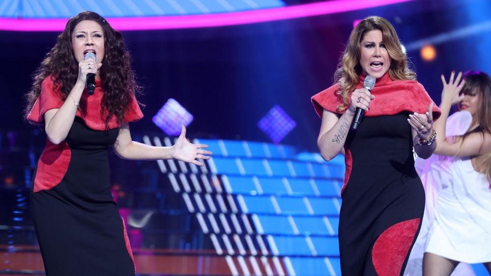 Pepa Aniorte y Tamara se unen en armonía para interpretar el bolero 'Celos'
