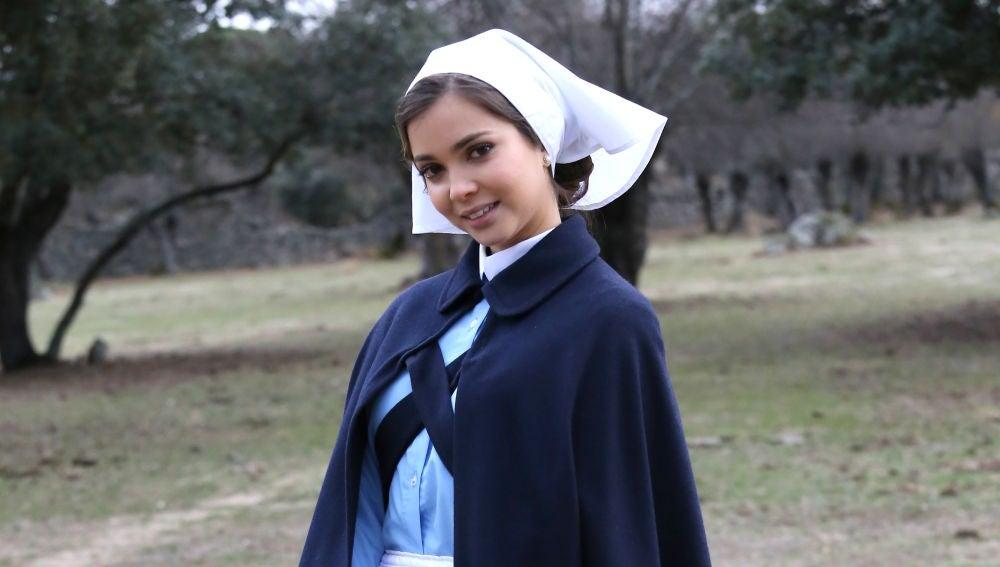 Marta Cruz es Laura
