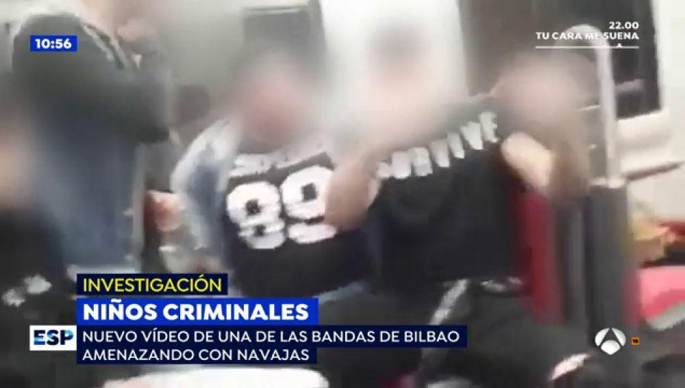 """El testimonio de una vecina que ha huido del barrio por los menores detenidos en Bilbao: """"La gente tiene mucho miedo"""""""