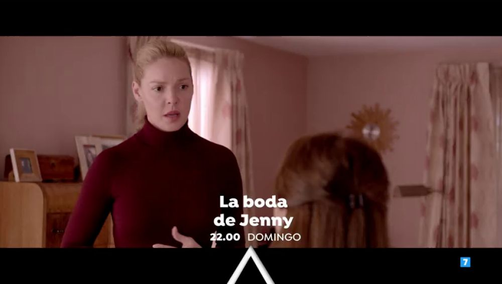 Estreno de 'La boda de Jenny' en El Peliculón de Antena 3