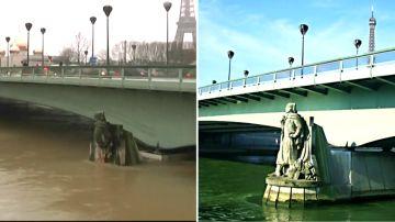 El Sena amenaza París este fin de semana