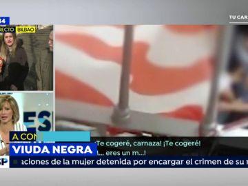 Las imágenes que grabaron los vecinos de Bilbao en las que se muestran las amenazas de 'Los Pichis'