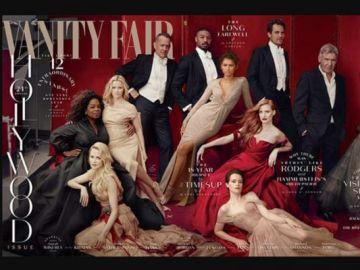Portada Vanity Fair Oscars 2018