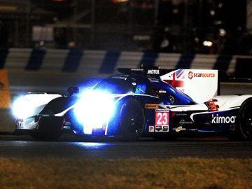 Fernando Alonso, en las 24 Horas de Daytona