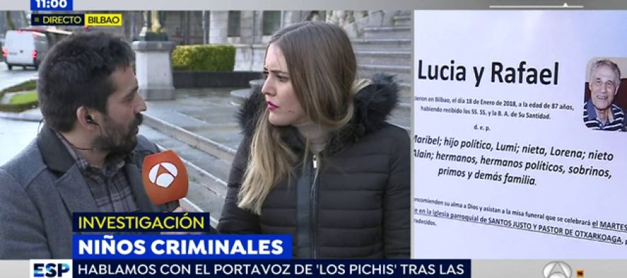 Antena 3 tv el portavoz de 39 los pichis 39 denuncia el Ver espejo publico de hoy