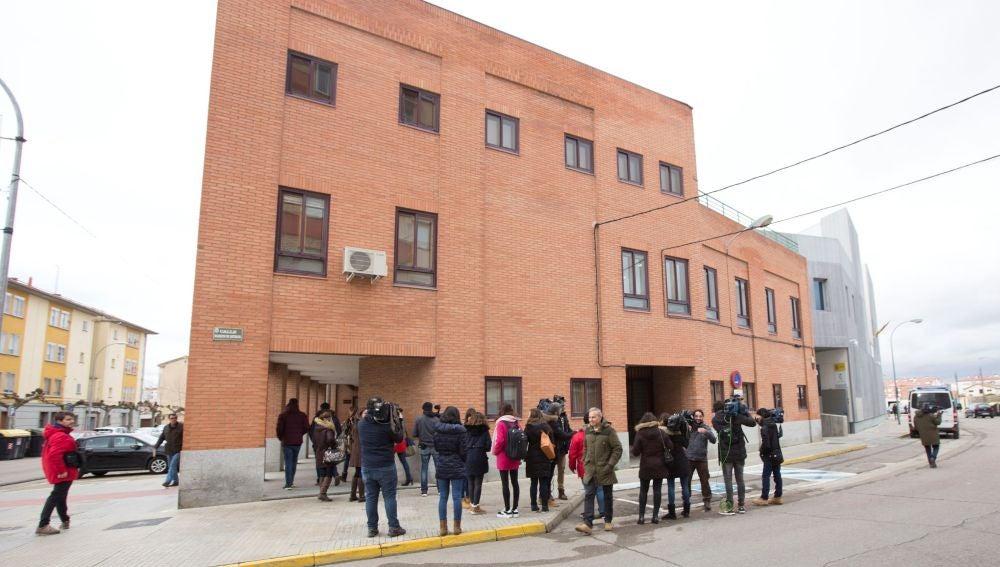 Juzgado de Instrucción número 1 de Aranda de Duero (Burgos)