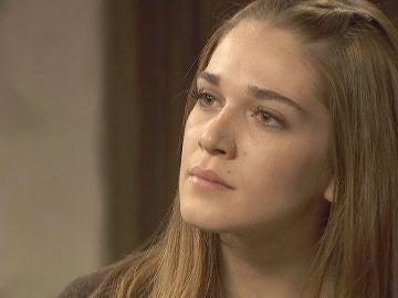"""Julieta se enfrenta a Francisca: """"Confiese y dígame la verdad"""""""