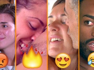 Ganas de sexo, poca autoestima, mucho tequila y complicidad en los mejores momentos de 'Casados a primera vista'