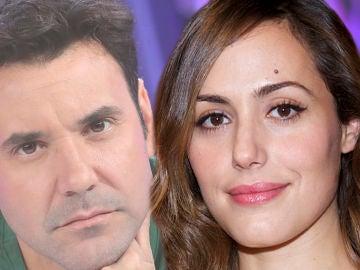 Miquel Fernández y su pareja Irene Montalà