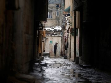 Viviendas en Gaza