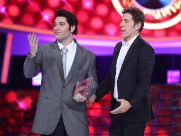 Un invencible Miquel Fernández se hace por sexta vez con el triunfo en la decimoquinta gala de 'Tu cara me suena'