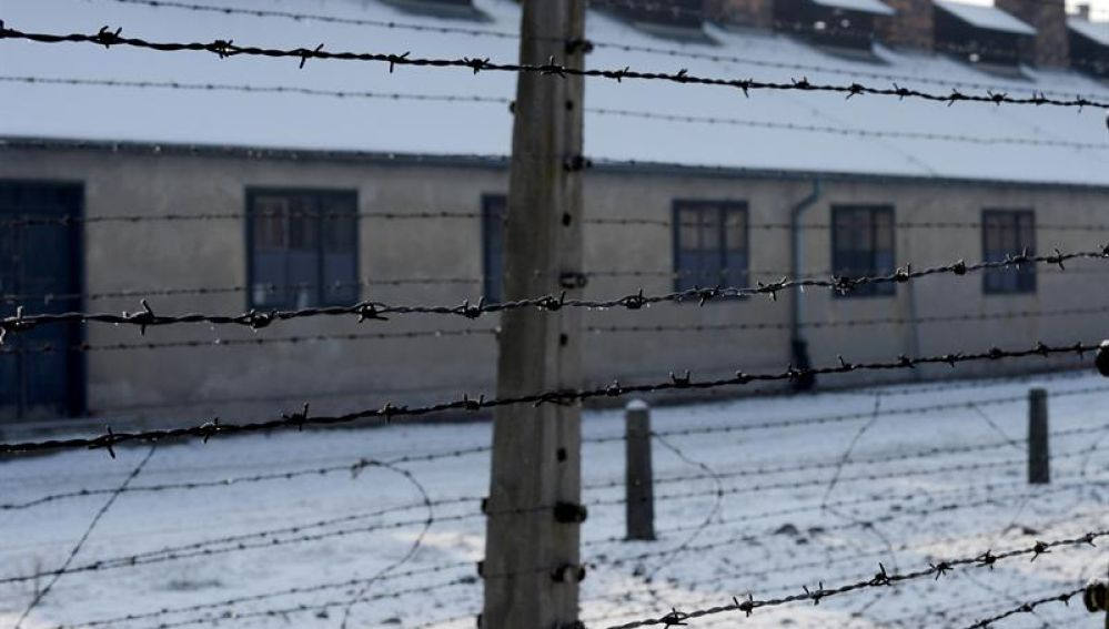 Campo de exterminio nazi de Auschwitz