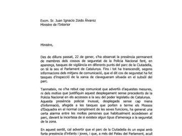 Carta de Torrent