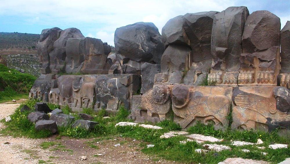 Templo de Ain Dara en Afrín (Siria)