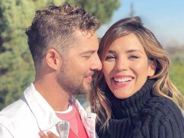 Rosanna Zanetti y David Bisbal anuncian su compromiso