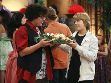 Matthew Timmons en la serie 'Zack y Cody'