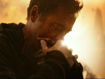 Tony Stark en 'Vengadores: Infinity War'