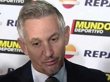"""Lineker defiende a Piqué: """"He visto cosas peores en el fútbol"""""""