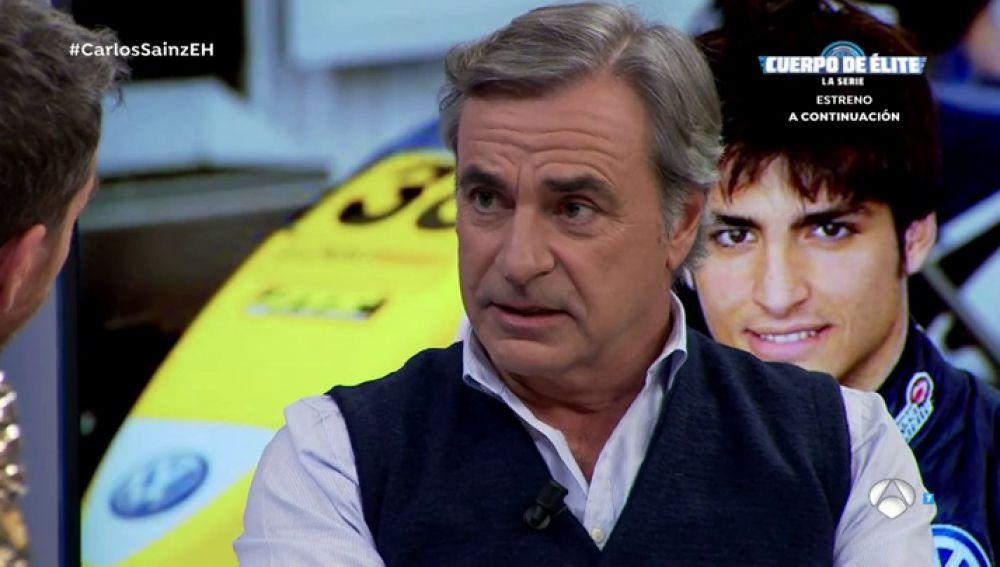 """Carlos Sainz: """"Este Dakar ha sido el más peligroso de todos los que he corrido"""""""