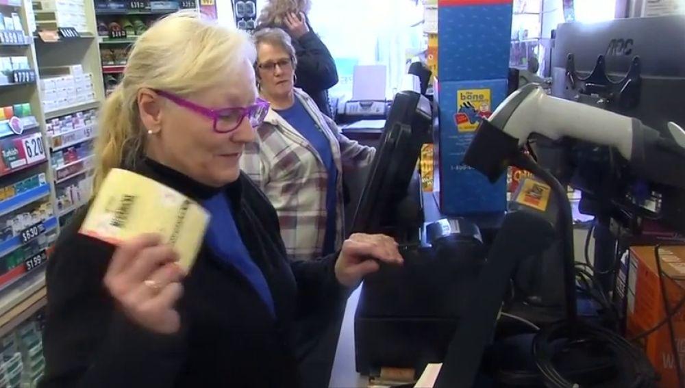 Una mujer gana 560 millones de dólares en la lotería pero se niega a cobrarlos porque ha de hacerse pública su identidad