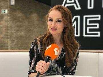 Cristina Castaño nos presenta a Elena, su personaje en 'Cuerpo de Élite'