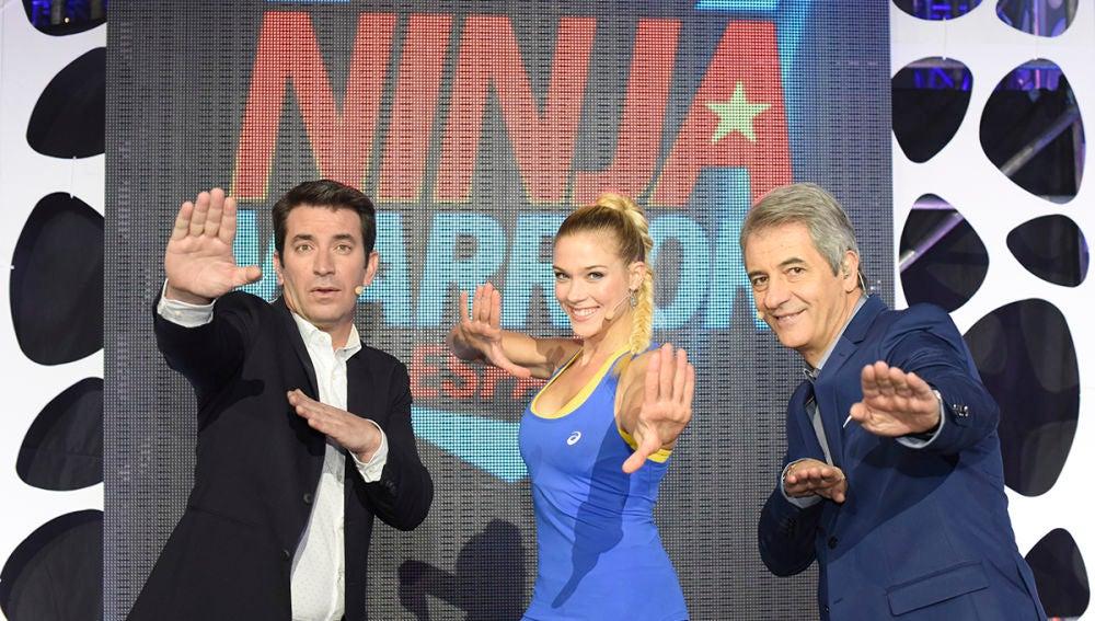 Arrancan las grabaciones de la segunda temporada de 'Ninja Warrior' España