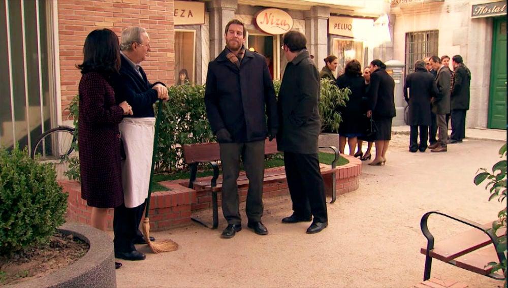 Unos ladrones desvalijan el Niza y extienden la alarma en el barrio