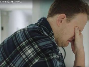 Imagen del vídeo de The Dad sobre el 'AphukenbrakE'