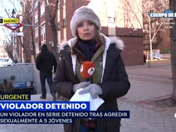 Detenido un violador en serie tras agredir sexualmente a cinco jóvenes en el metro de Madrid