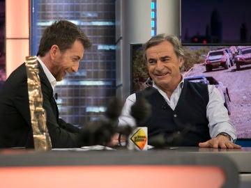 """Carlos Sainz, sobre el Rally Dakar: """"Mi hijo me ha dado muy buenos consejos"""""""